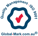 Synergy Accreditation ISO 9001