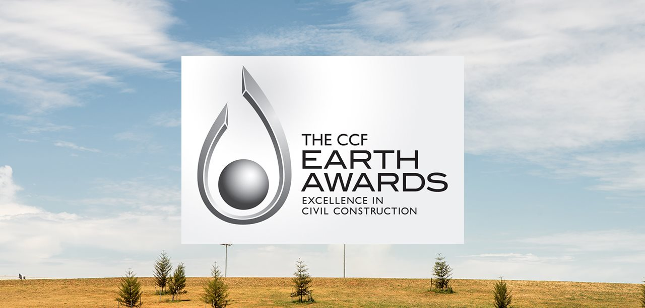 Finalist in CCF Earth Awards