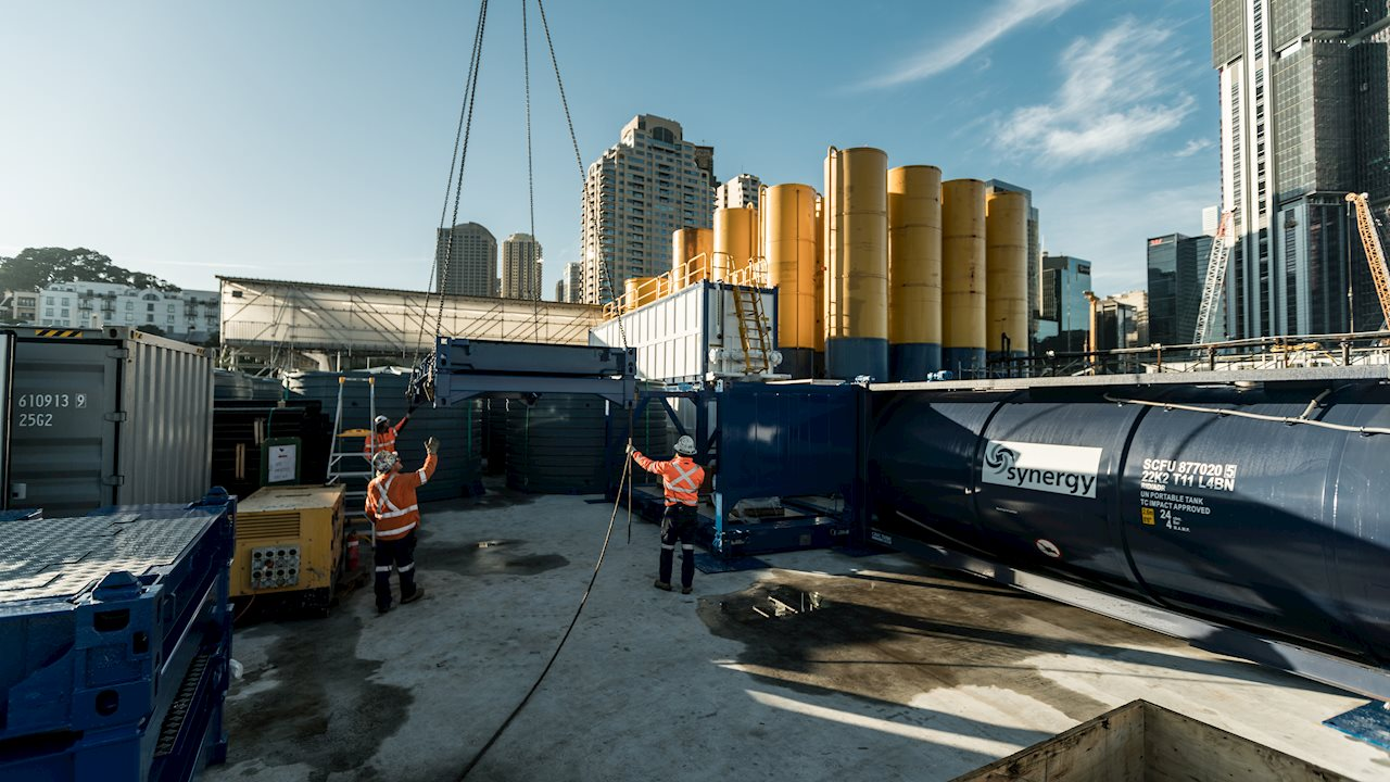 Synergy Integral to Crown Casino